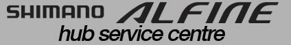 alfine hub servicing here